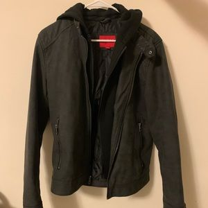 Guess men's hooded jacket